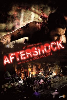 descargar Aftershock, Aftershock latino, ver online Aftershock