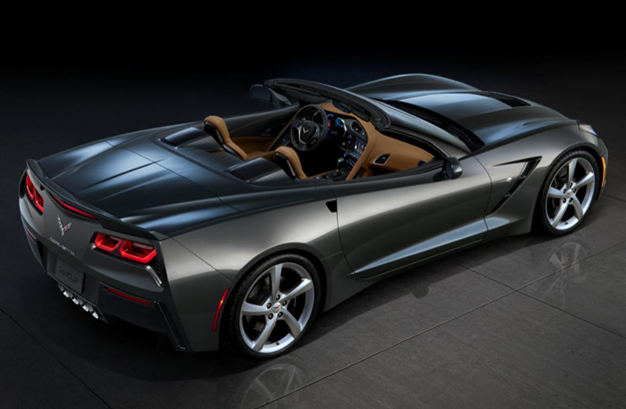in4ride geneva 2013 corvette stingray convertible out. Black Bedroom Furniture Sets. Home Design Ideas