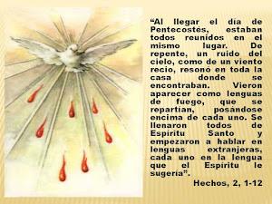 ¡Ven Espíritu Santo!...  Haz click sobre la imagen...