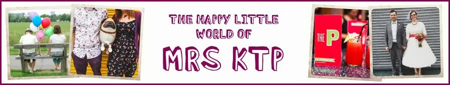 the happy little world of mrs ktp!