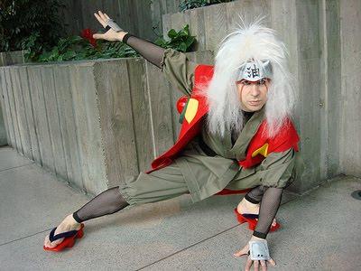 Gambar Jiraiya - Tokoh Naruto