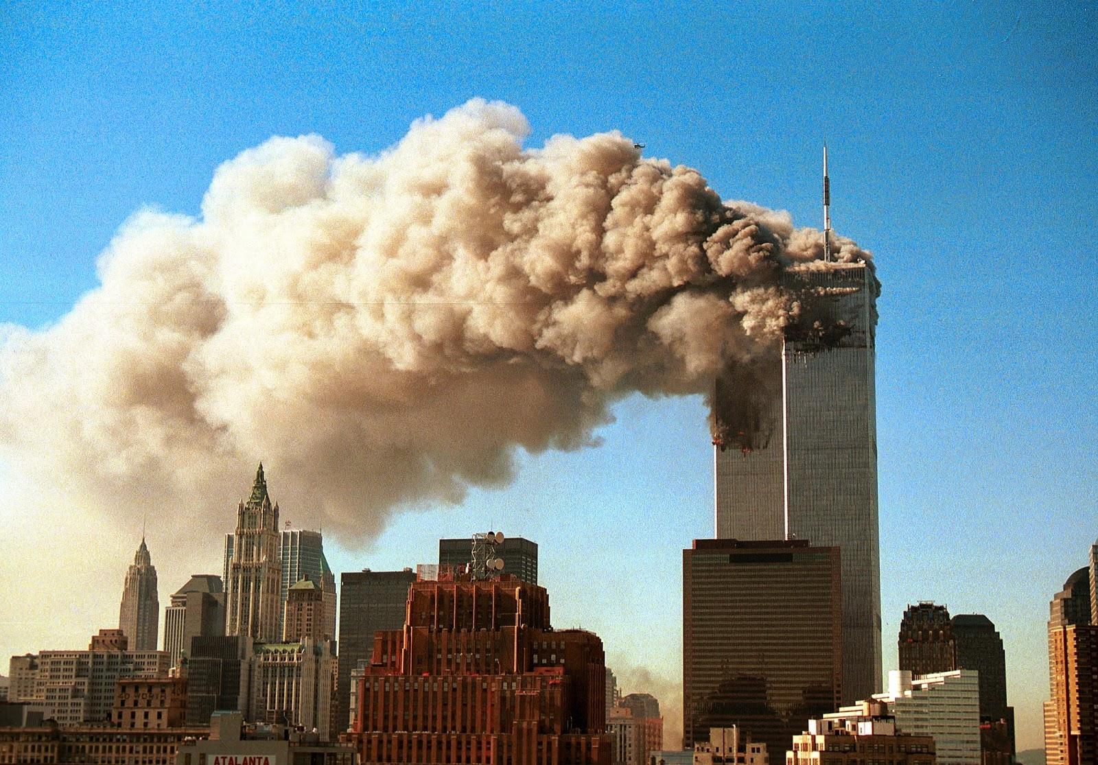 Tragedi 9 September 2001 di New York