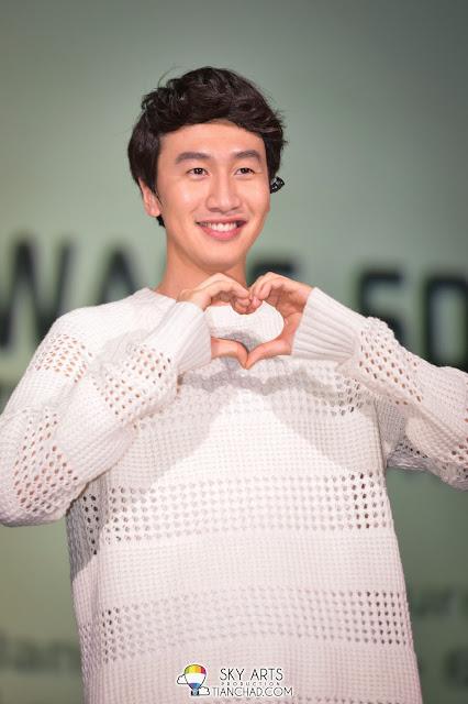 Kwang Soo love Malaysia fans! Lee Kwang Soo Fan Meeting in Malaysia