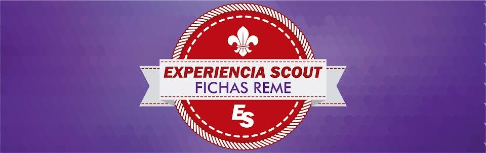 Fichas Reme Experiencia Scout