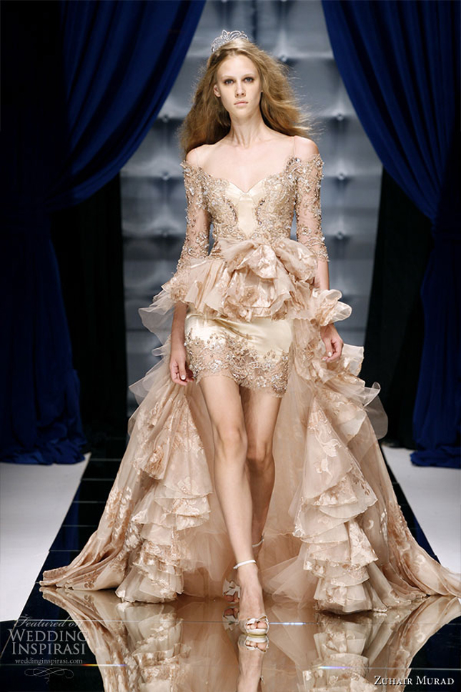 Zuhair Murad Couture Fall Winter 2010 2011 The Wedding Blog