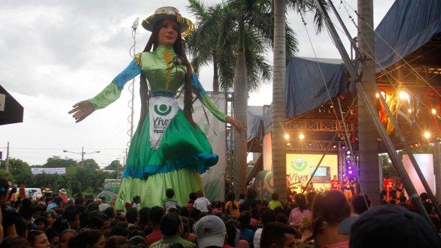 La Gigantona Nicaragua And