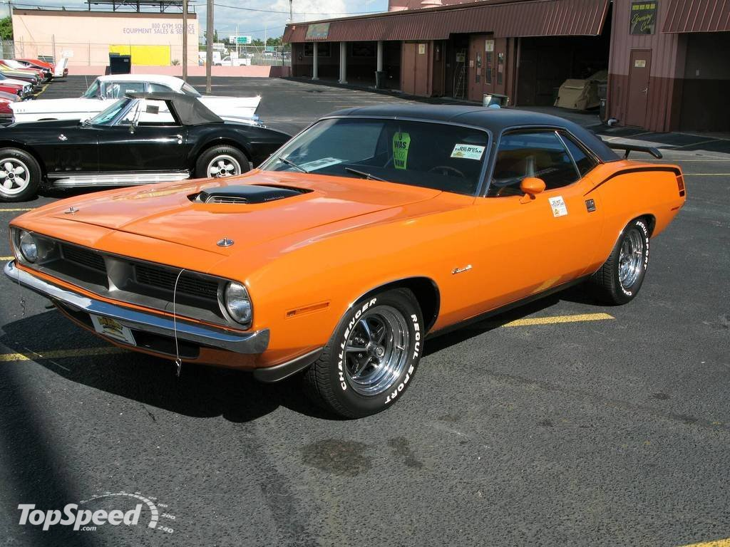 hemi muscle cars - photo #1