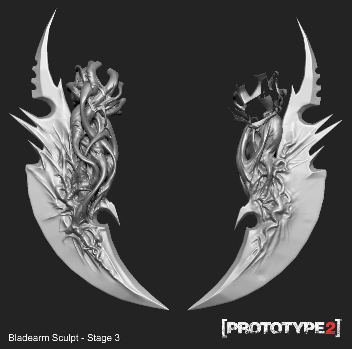Adam Scott - 3d Character Artist: Prototype 2 - Powerarm ...