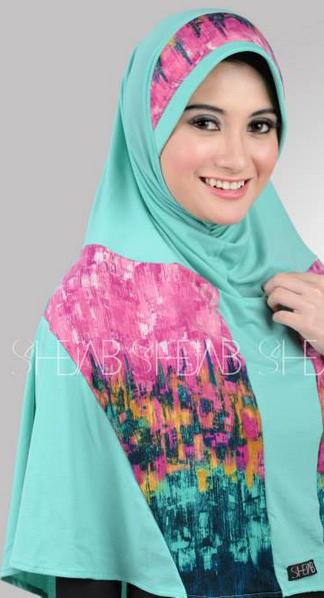 Koleksi Model Hijab Modernn untuk Pesta
