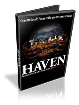 Download Haven Episodio 05º  2ª temporada S02E05 Audrey Parker's Day off 2011 HDTV RMVB Legendado