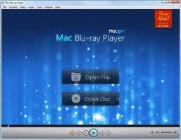 Mac Blu-ray Player for Windows 2.5.1.0973