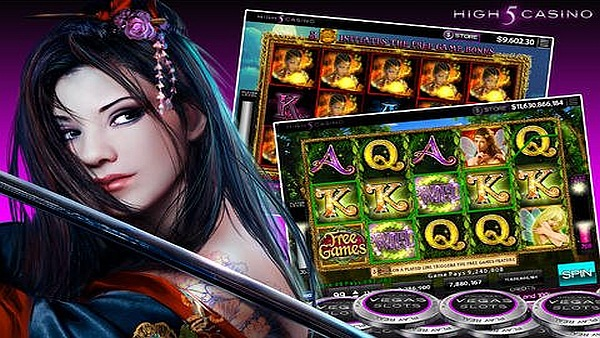 High 5 Casino Real Slots
