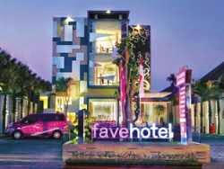 Hotel Bintang 3 Yogyakarta - favehotel Kusumanegara