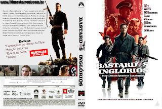 Baixar Filme Bastardos+Ingl%C3%B3rios+(Inglourious+Basterds) Bastardos Inglórios (Inglourious Basterds) (2010) DVD Rip Dublado