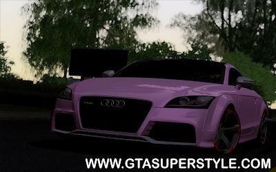 GTA SA - Audi TT RS Plus 2013