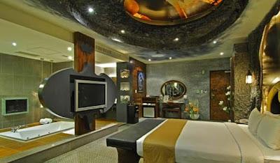 foto dormitorio batman