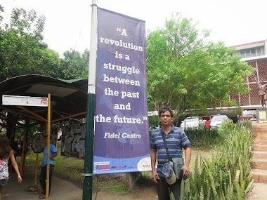 Ayon kay Fidel