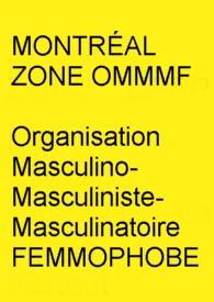 MONTRÉAL ZONE OMMMF
