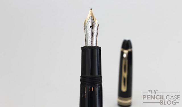 Montblanc Meisterstück 146 LeGrand fountain pen review