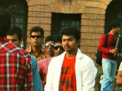 Vijay's Nanban Latest Stills