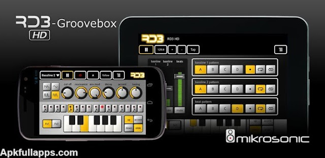 RD3 HD - Groovebox v1.6.0
