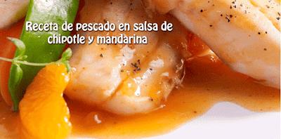 Recetas de  pescados y mariscos, receta mexicana