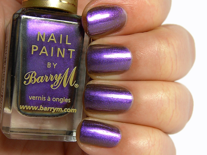 Barry M Aquarium Nail Effects - Persian