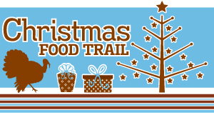 Find everything Christmas on our food trail