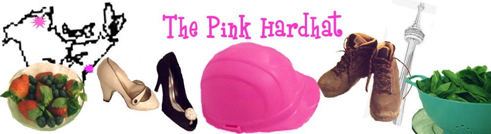 The Pink Hardhat