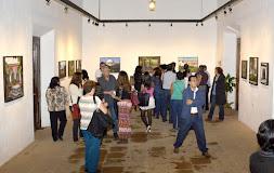 """Inauguran la exposición pictórica """"Xalapa y sus alrededores"""""""