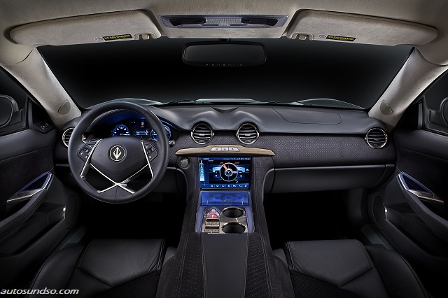 DETROIT 2013: Destino by VL Automotive