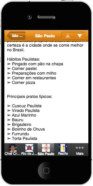 Curiosidade sobre a cidade-sede São Paulo