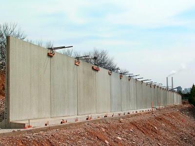 Pr moldados concreto bh mg contagem betim construtora for Muro de concreto armado