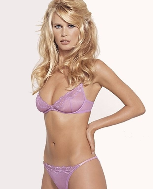 The Ex Wife Of Illusionist David Copperfield - Claudia Schiffer