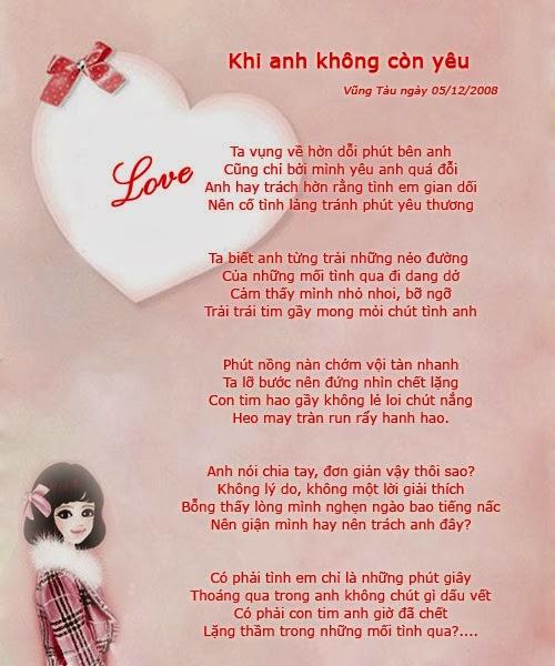 Những bài thơ tình yêu hay qua ảnh - Hình 4