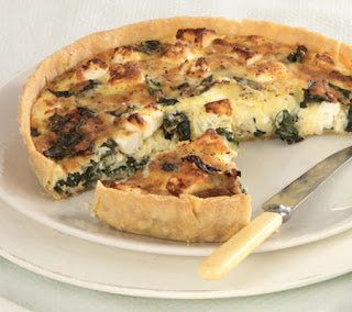 Swiss-Chard-and-Gruyere-Tart-Recipe