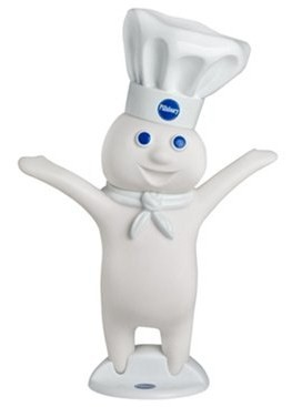 everyone that loves pillsbury doughboy raise your hand