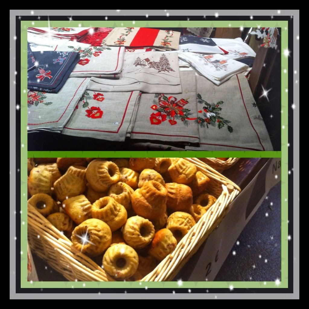 Кольмар, Рождественские базары 2014г.