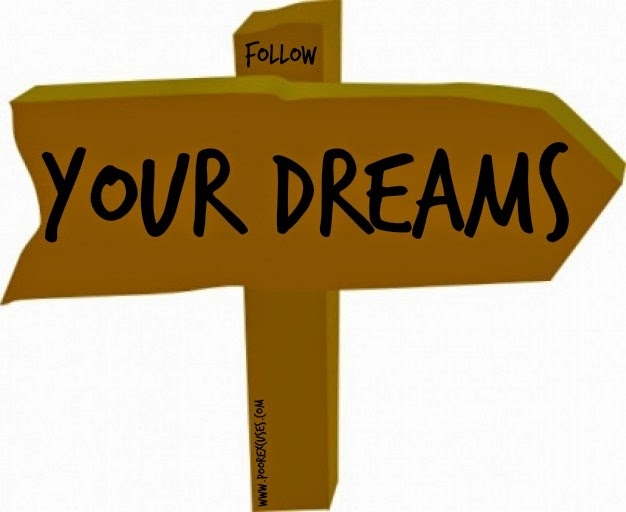 Follow Your Dreams Clipart I remember the first time I