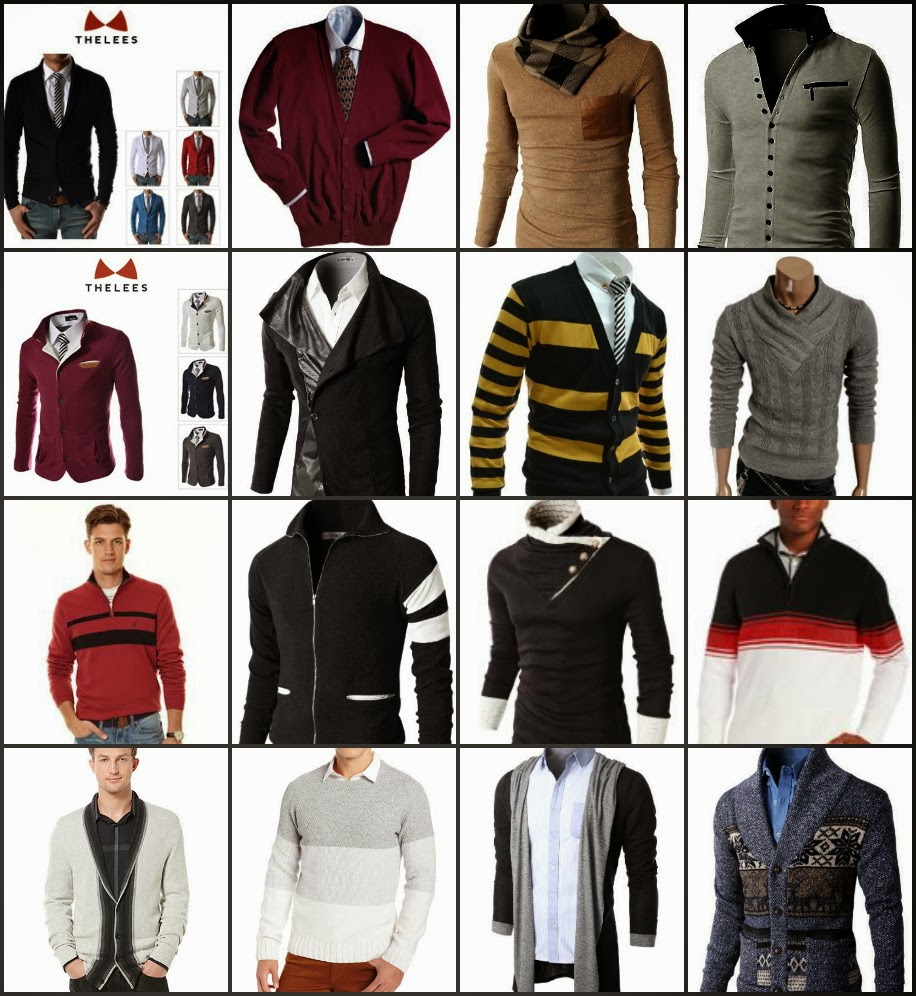 Men Sweaters and Cardigan