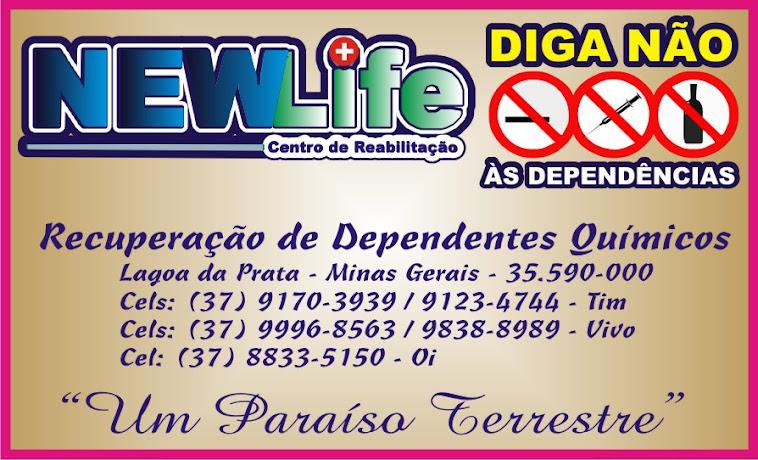 Drogas? Bebidas? Depressão New Life Recuperação Drogados