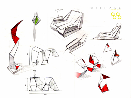 furniture sketch