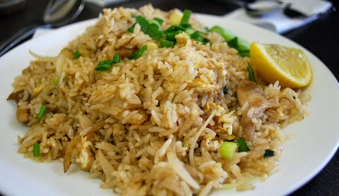 Classic Thai Fried Rice