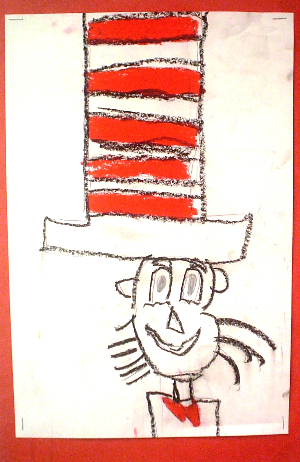cat in the hat drawings lessons from the k 12 art room