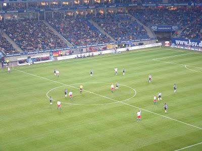HSV Spiel