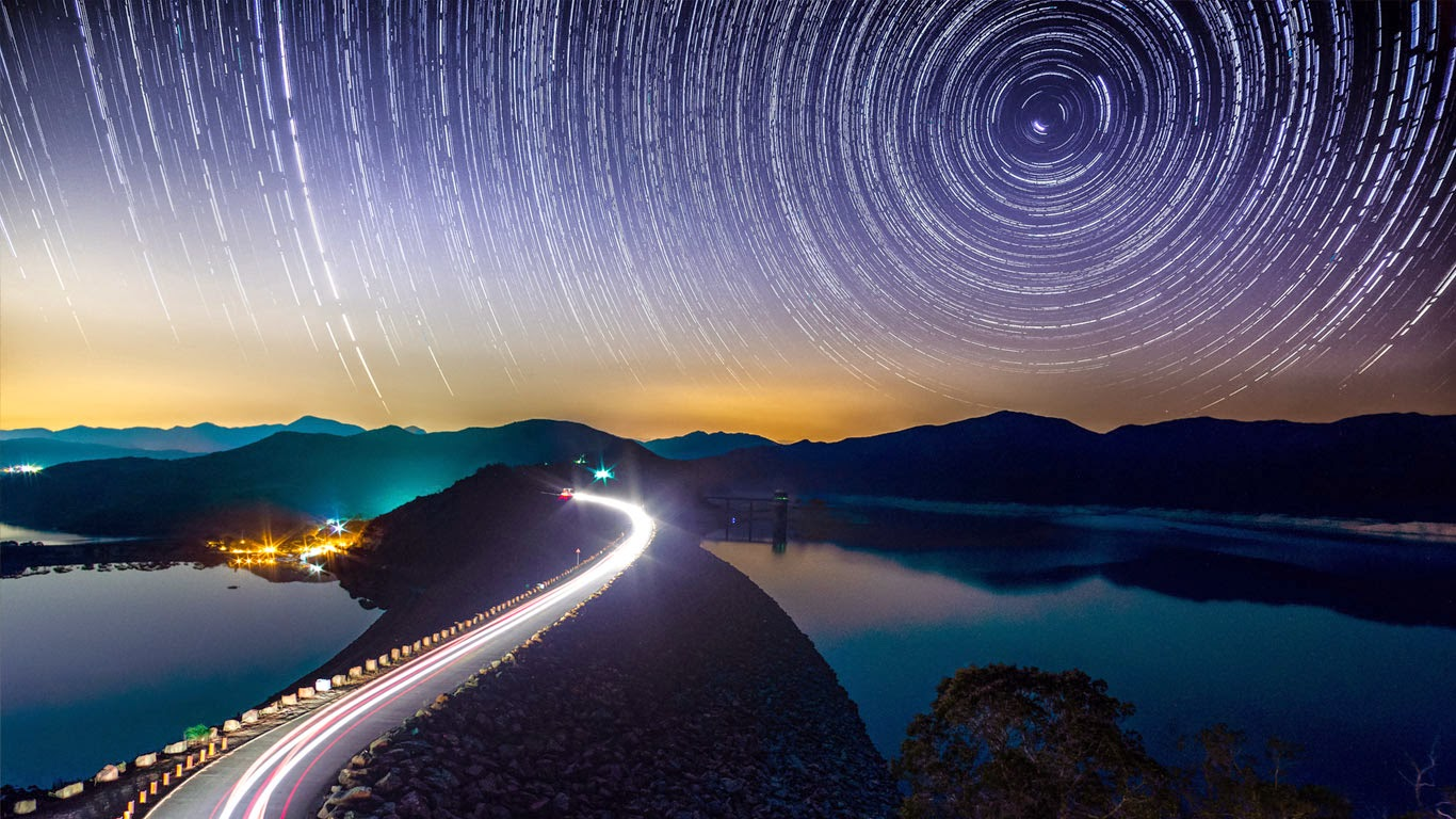West Dam, High Island Reservoir, Hong Kong SAR (© Jaylie Wong/Getty Images) 137