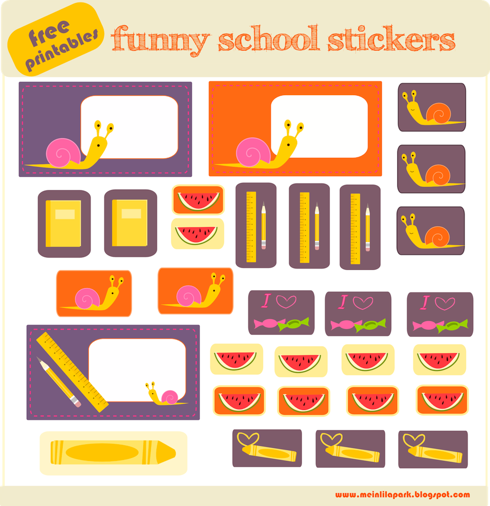 Stickers freebies