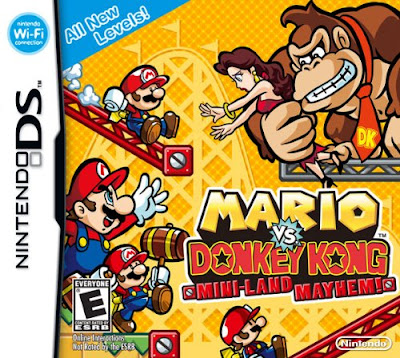 Mario VS Donkey Kong   Mini land Mayhem! [Español] [NDS] [DF]