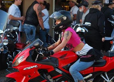 motorcycle women rider