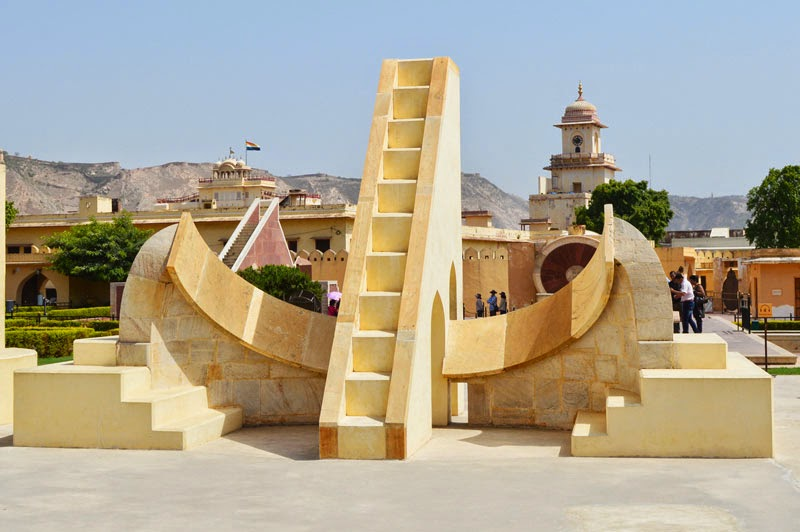 one Zodiac Signs at Jantar Mantar Jaipur